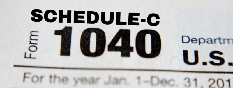 schedule c form